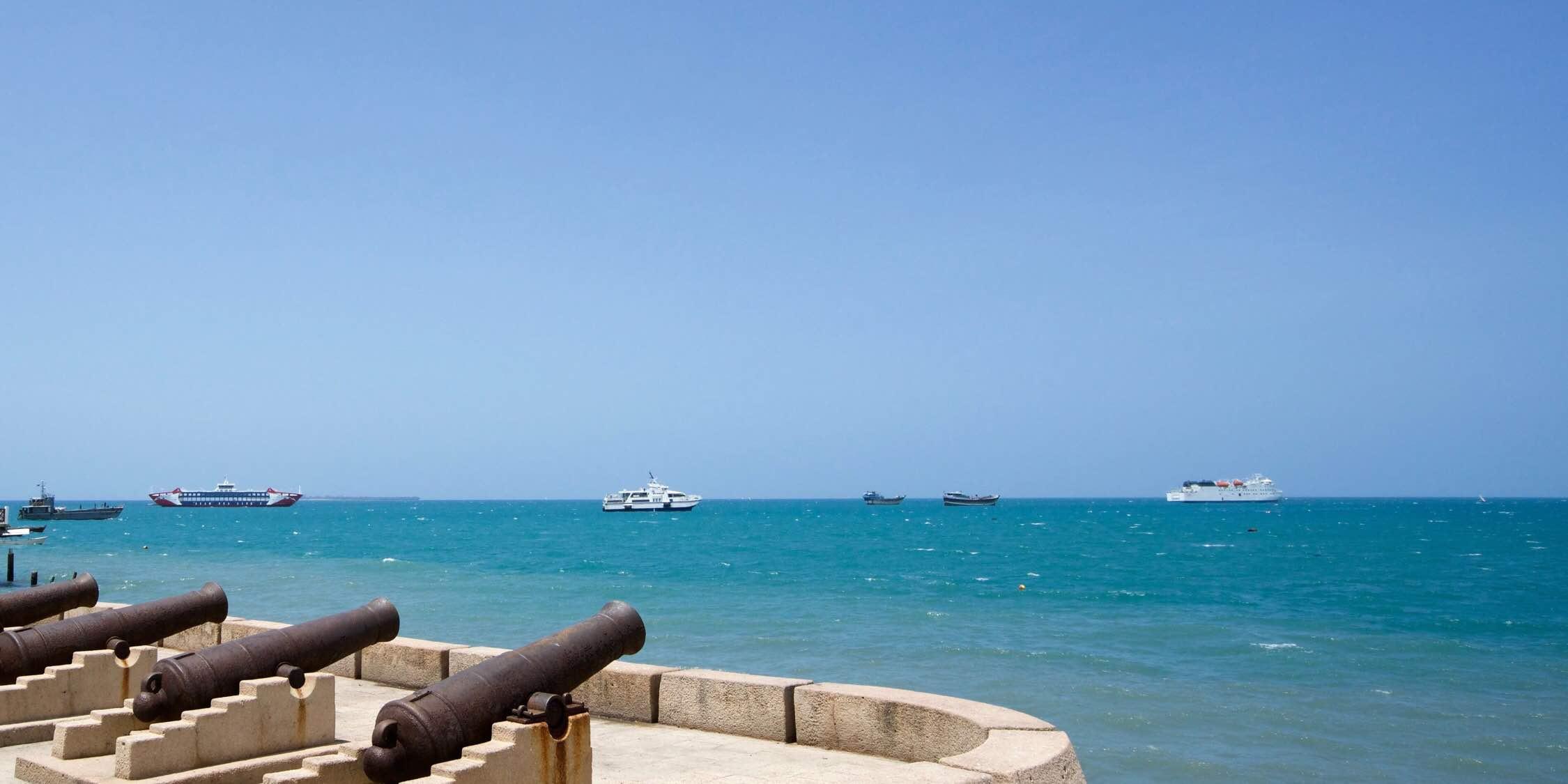 Zanzibar ザンジバル島