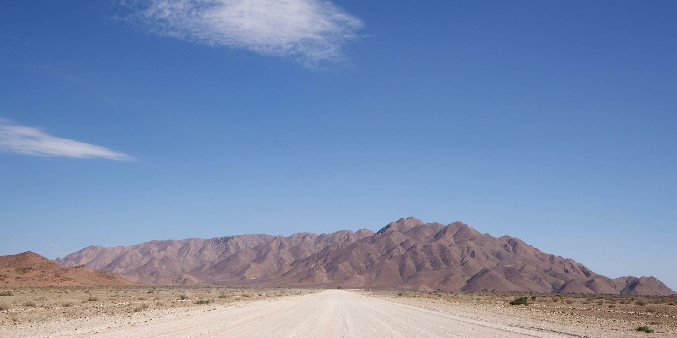 Namib Desert ナミブ砂漠