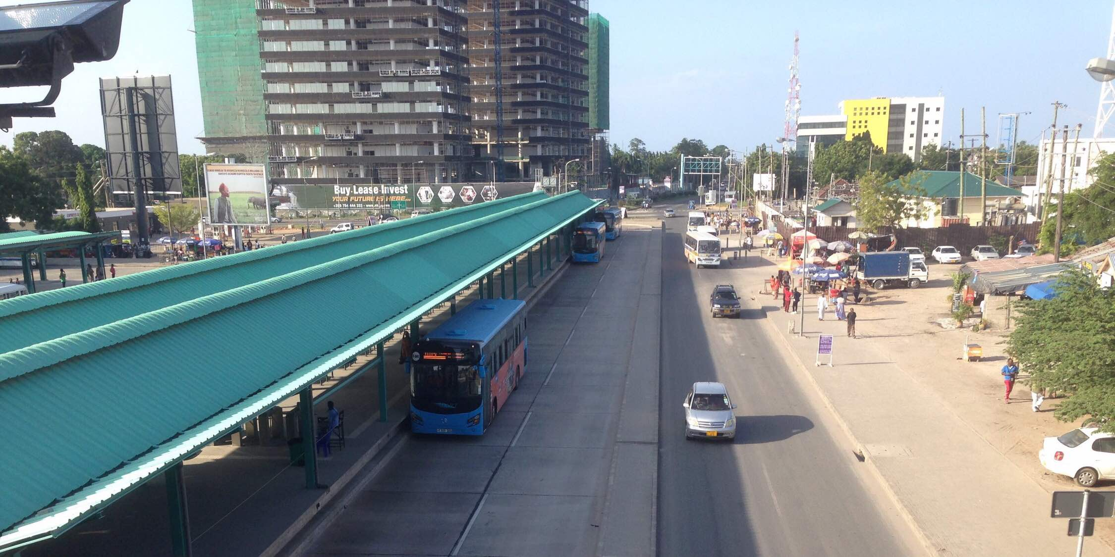 Dar es Salaam ダルエスサラーム 三蘭港
