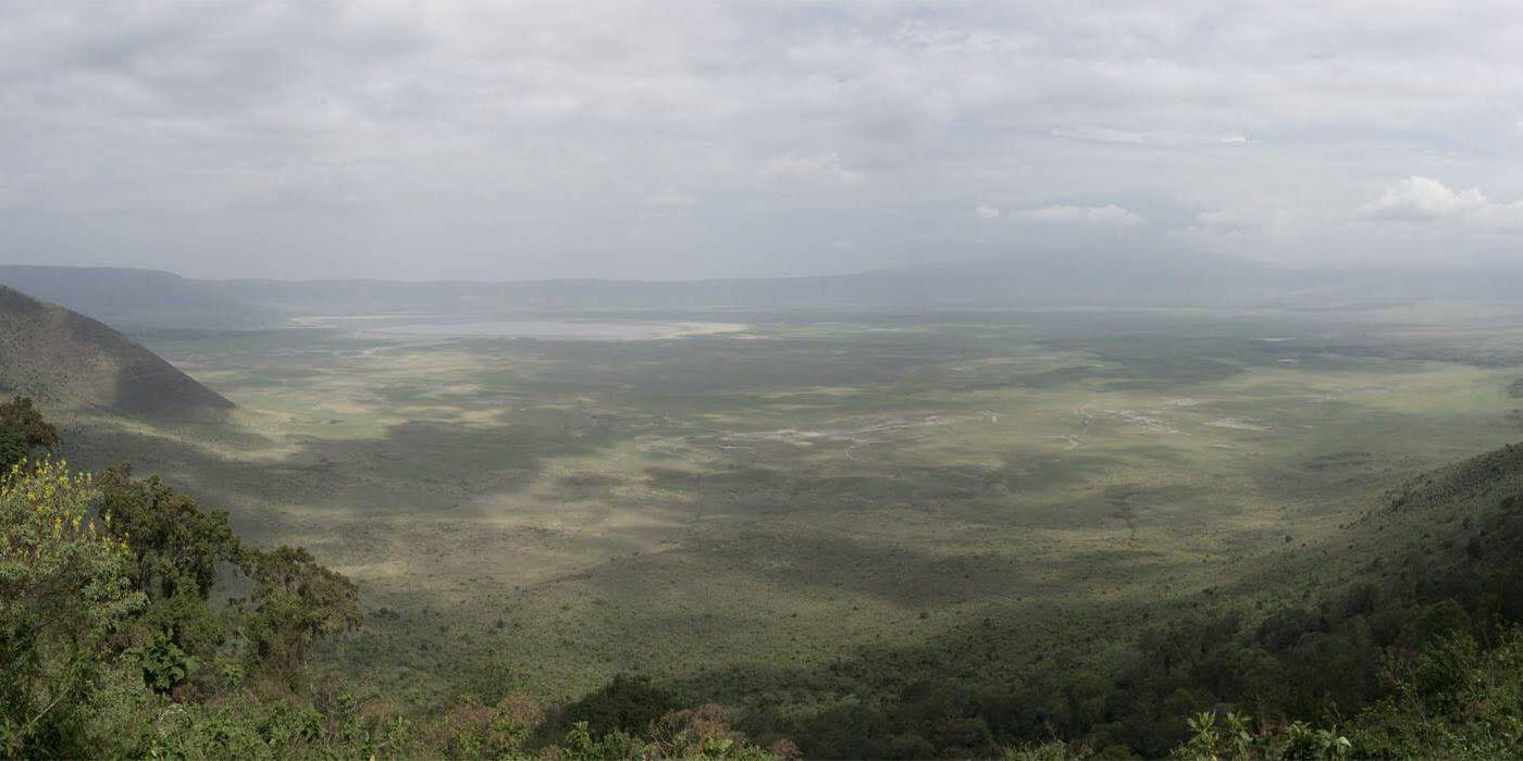 Ngorongoro Conservation Area ンゴロンゴロ自然保護区 恩戈羅恩戈羅保護區