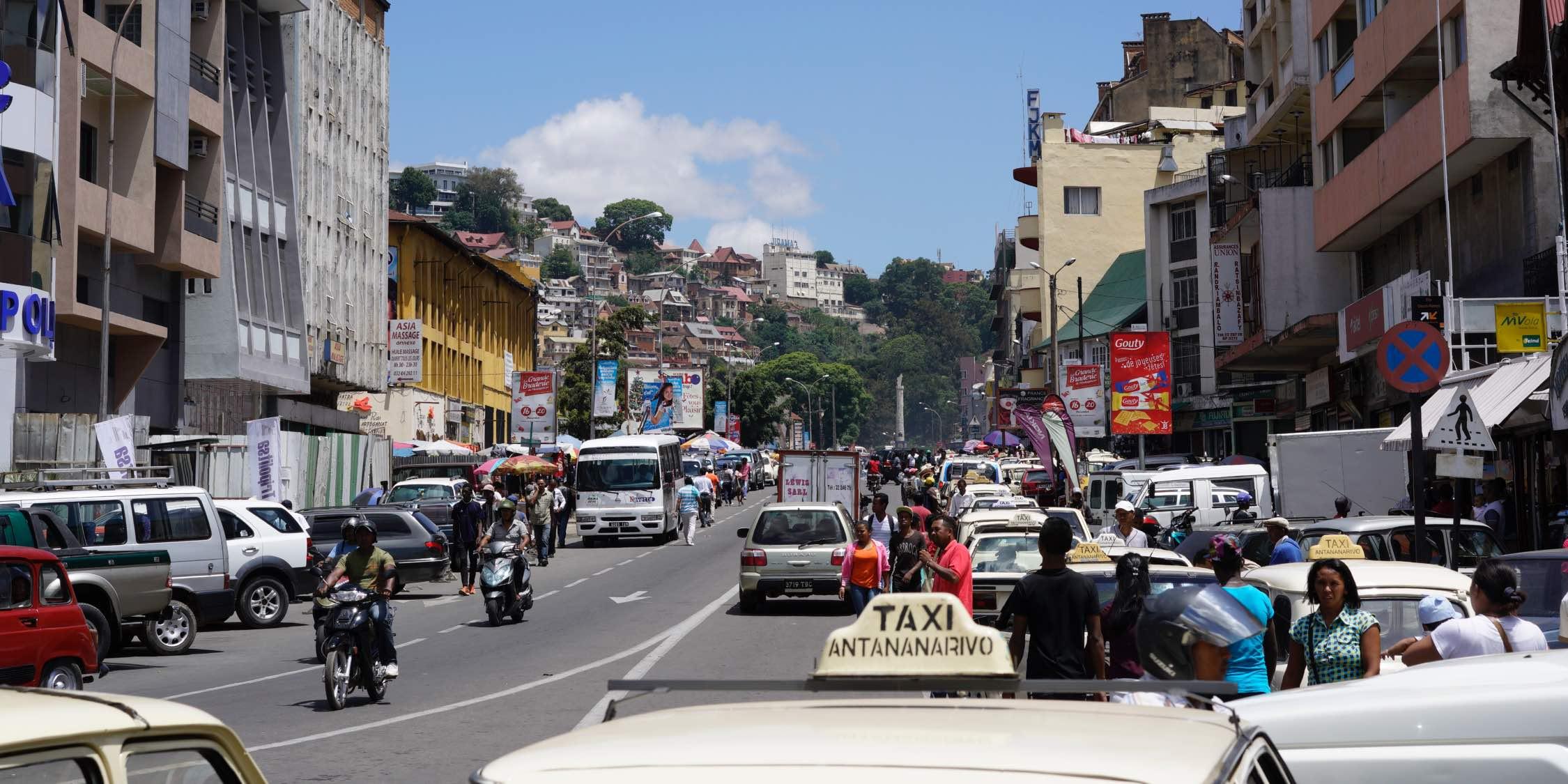 Antananarivo アンタナナリボ 安塔那那列佛