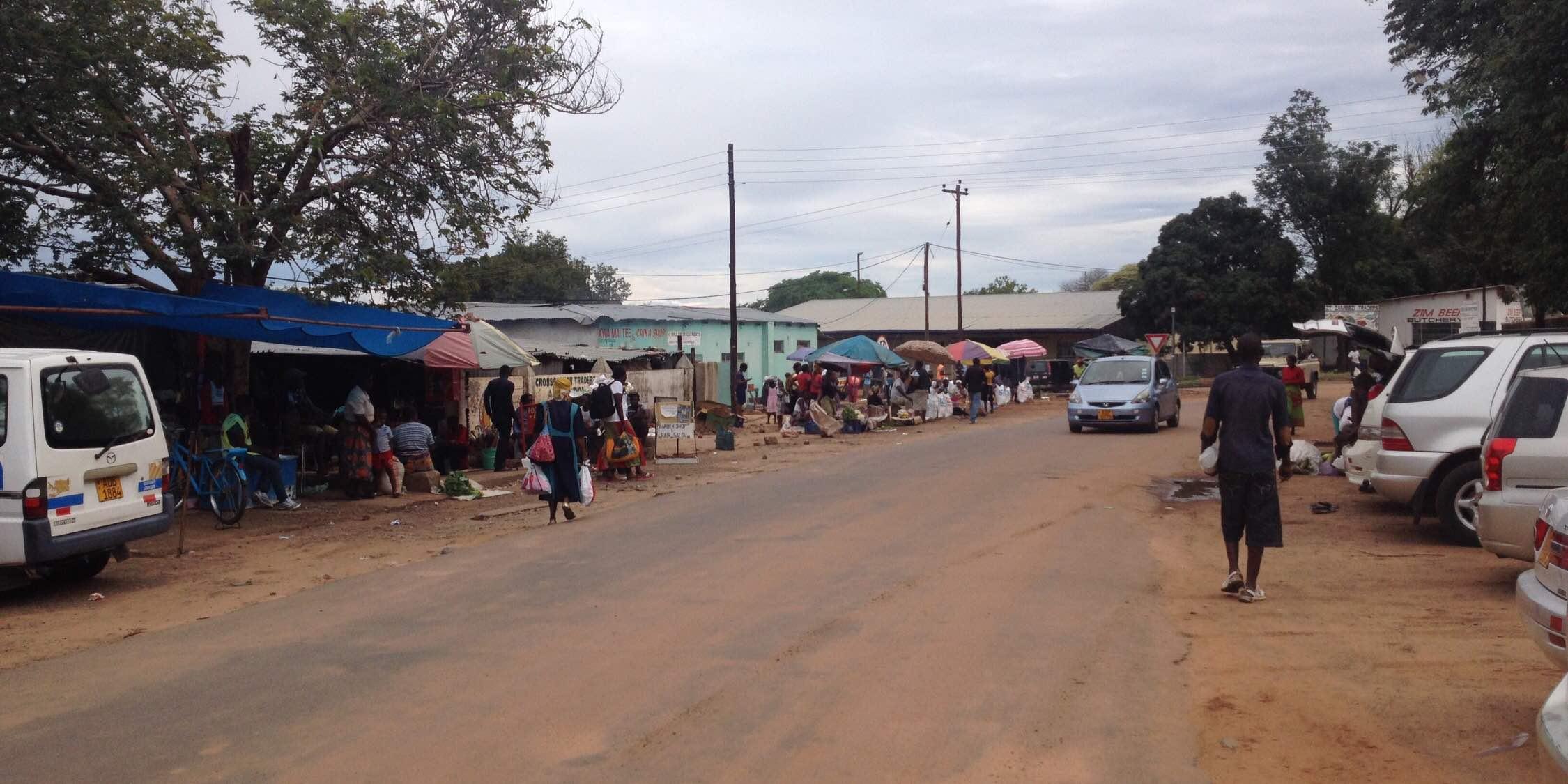 Town of Victoria Falls