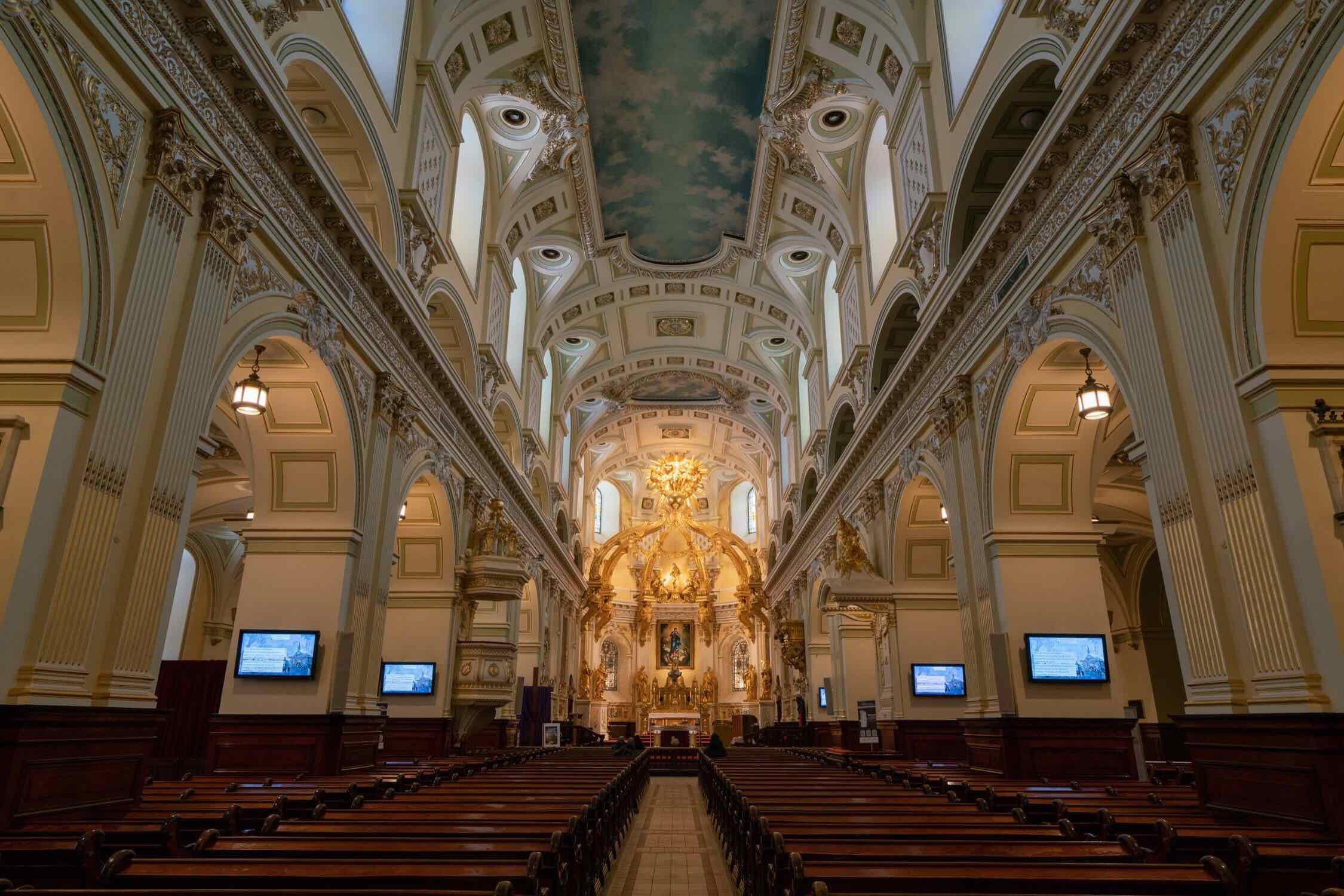 Notre-Dame de Québec Basilica-Cathedral
