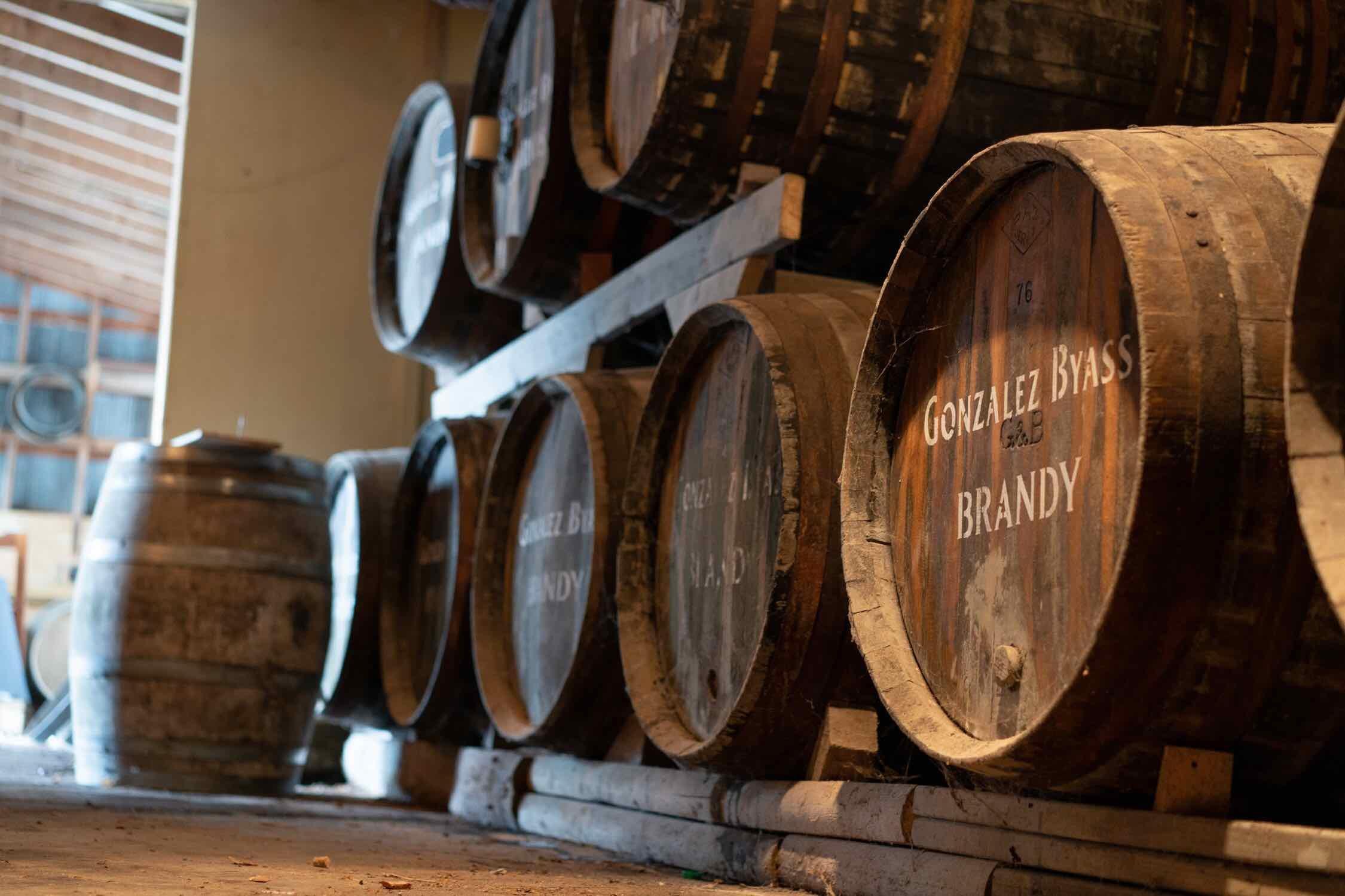 Vinegary at Canadian Vinegar Cellars
