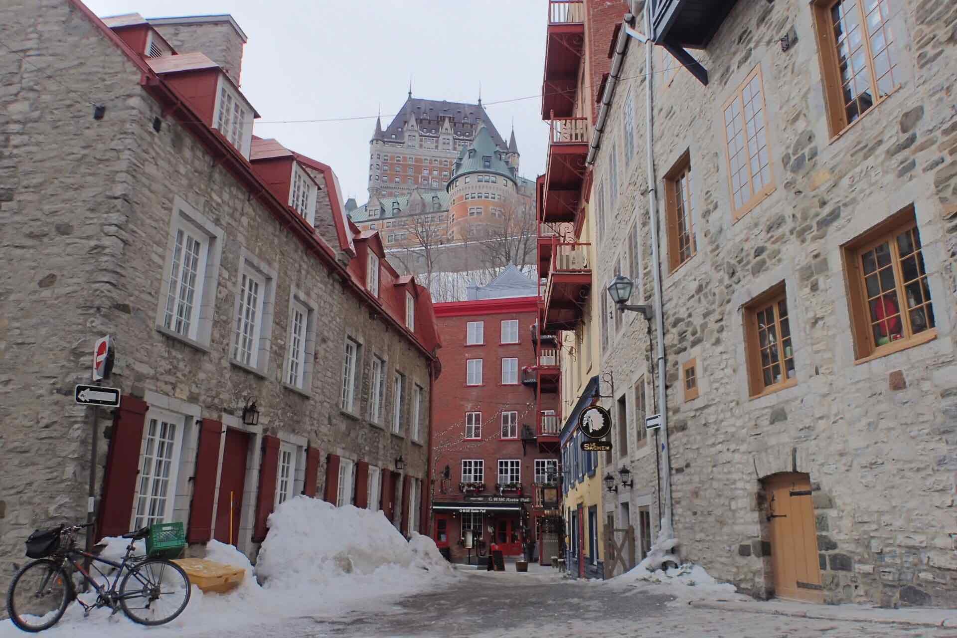 Rue du Cul de Sac