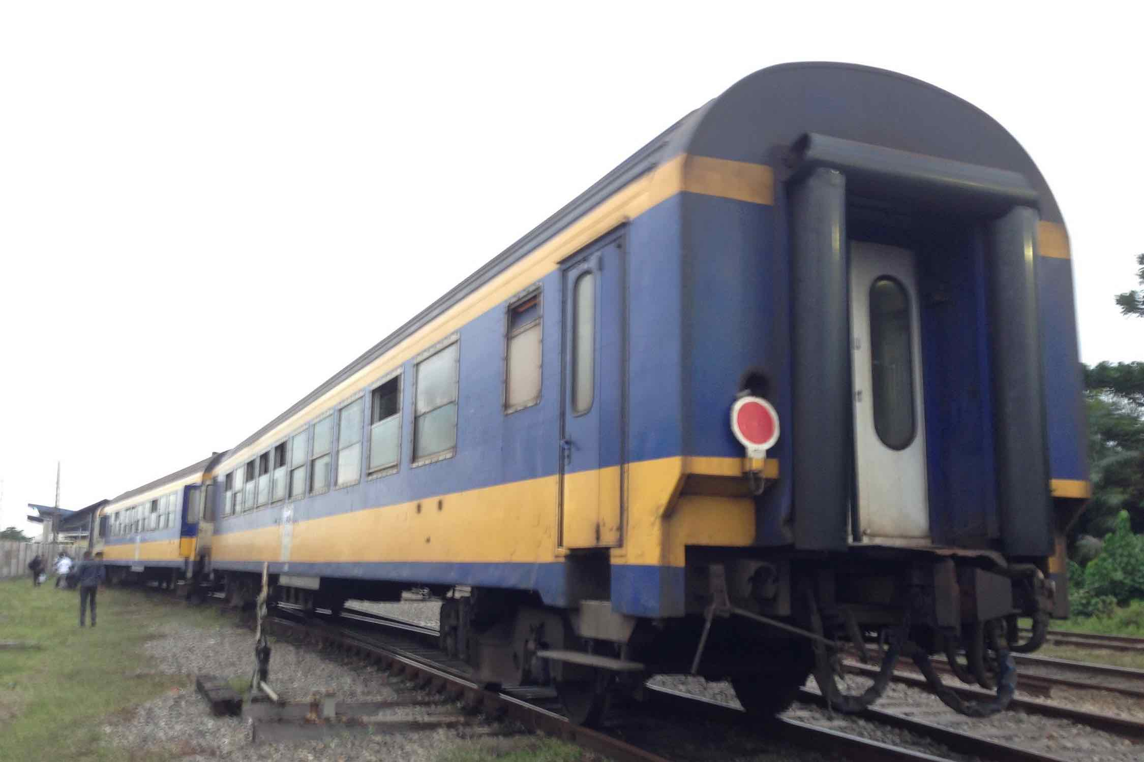 Trans-Gabon Train